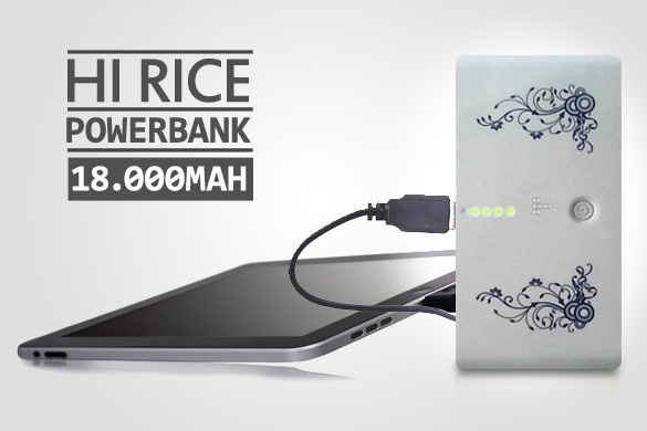 jual powerbank hirice