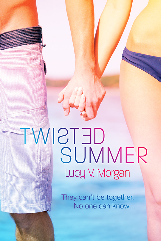 COVER REVEAL: Twisted Summer by Lucy V. Morgan
