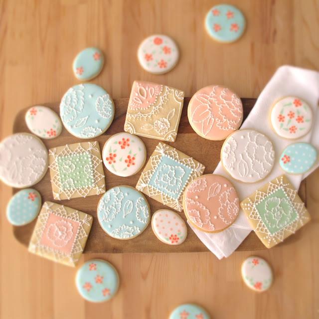 Sugar cookies via Fine Motor Skills