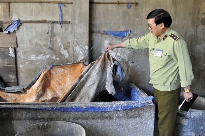 Gia Lai: Đình chỉ 2 cơ sở sản xuất miến bẩn