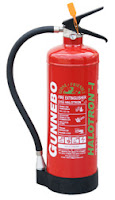 Halotron-I® Clean Agent Fire Extinguisher