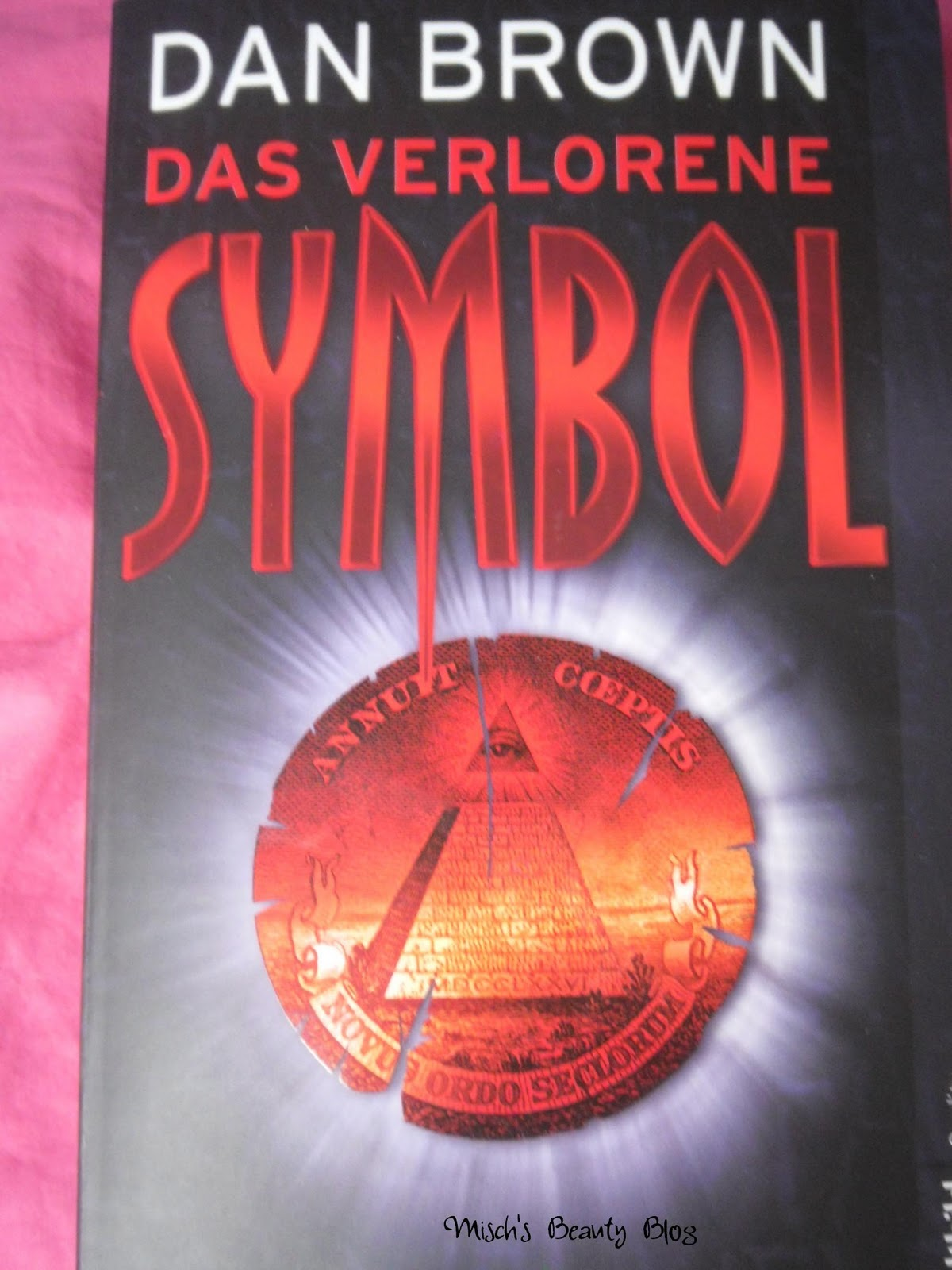 Mischs Beauty Blog Book Review The Lost Symbol By Dan Brown
