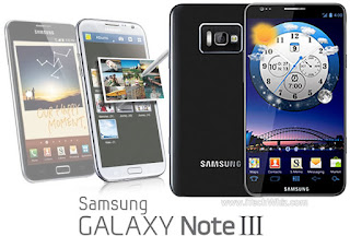 Samsung Galaxy Note 3 Release Date 2013, Specs and Price