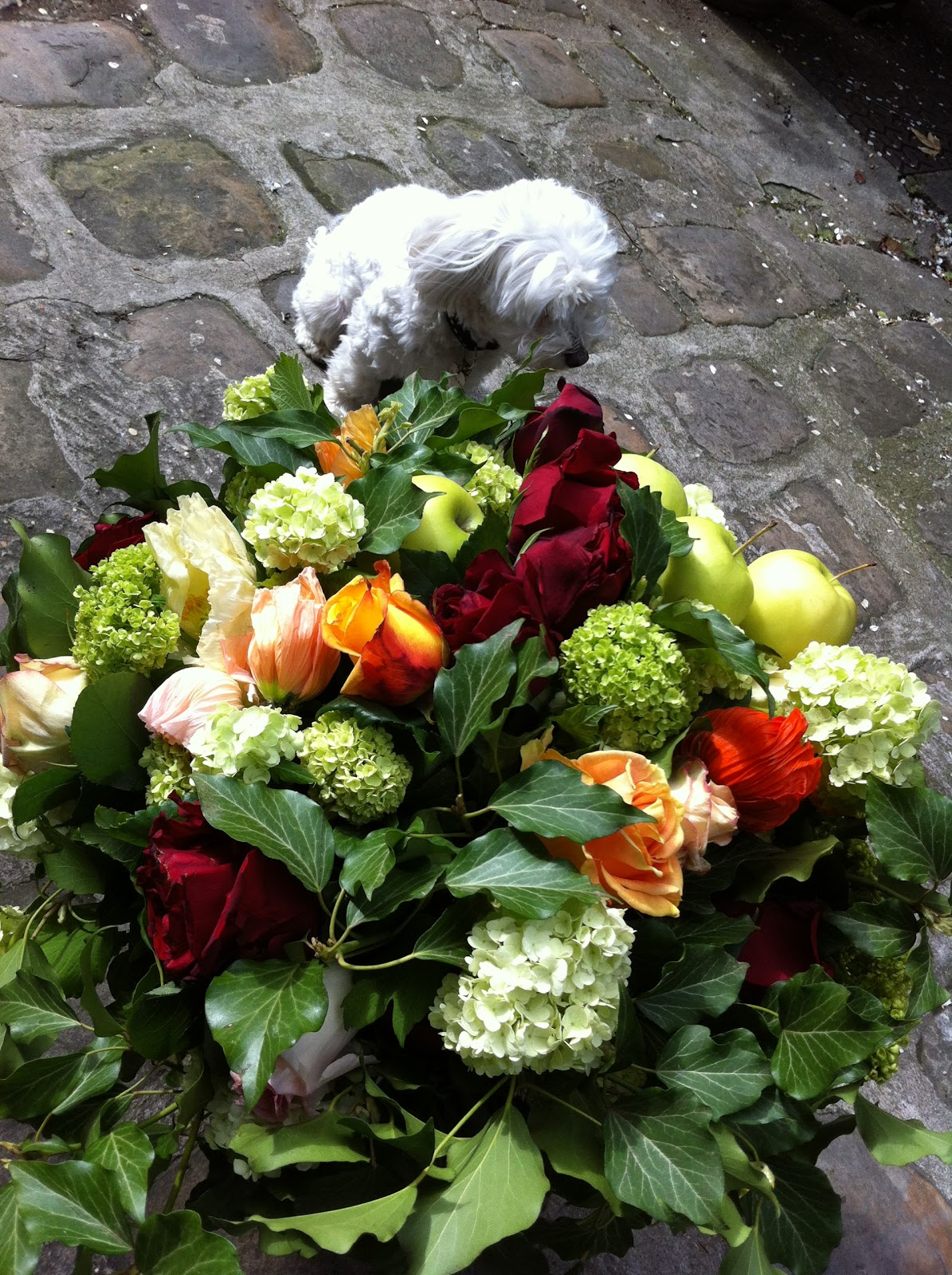 Solook Design in the UK French Flower Arrangement