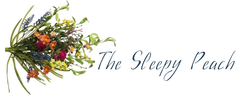 The Sleepy Peach —