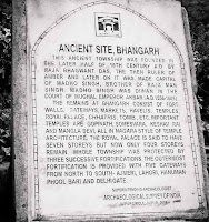 Ancient site of Bhangarh in Rajasthan