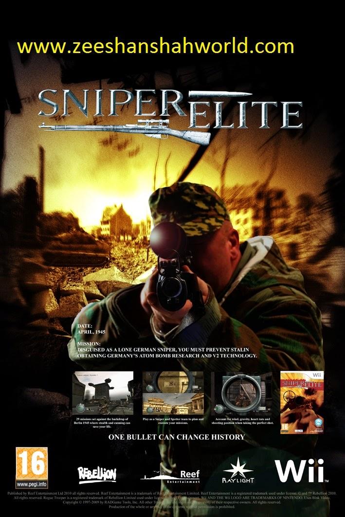 Download Game Sniper Elite Pc High Compressed