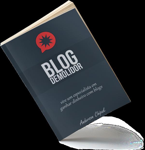 Baixe agora mesmo o ebook Demolição Digital do Anderson Chipak — Quebrando as Barreiras do Marketing