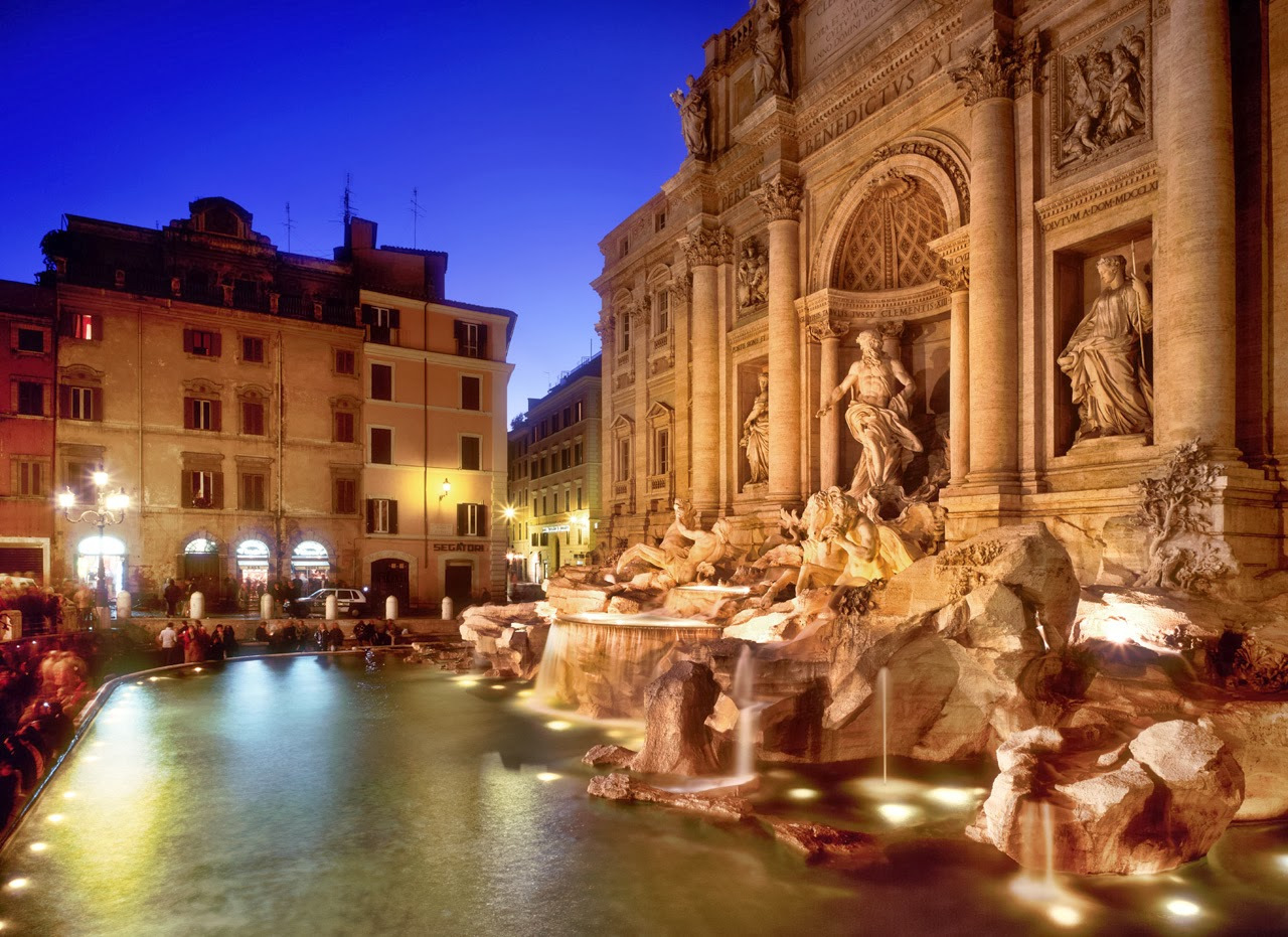 Roman holiday, holiday in Rome, Bocca Della Verita, Trevi Fountain, St. Peter's Square, St. Peter's Basilica, Vatican Museum, Rome museum, Colosseum, holiday in Italy, Capitoline Museums, Gladiator