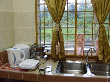 Periuk Nasi, Pemanas Air & Toaster