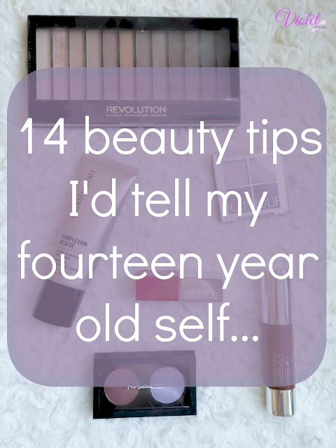 14 beauty tips 14 year old