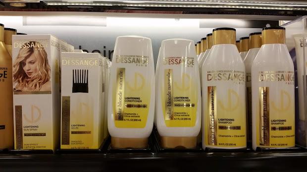 dessange paris hair products spotted