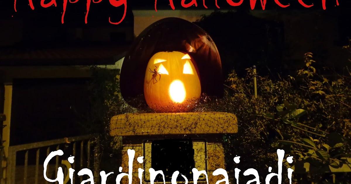 Il Giardino Delle Naiadi Happy Halloween