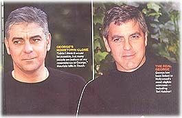 Casting for a George Clooney lookalike Lookalike