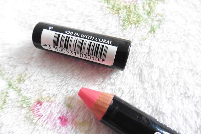 Maybelline Colour Drama Velvet Lip Pencils In Love With Coral
