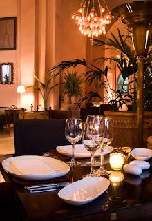 Le restaurant Salammbô aux Deux Tours de Marrakech