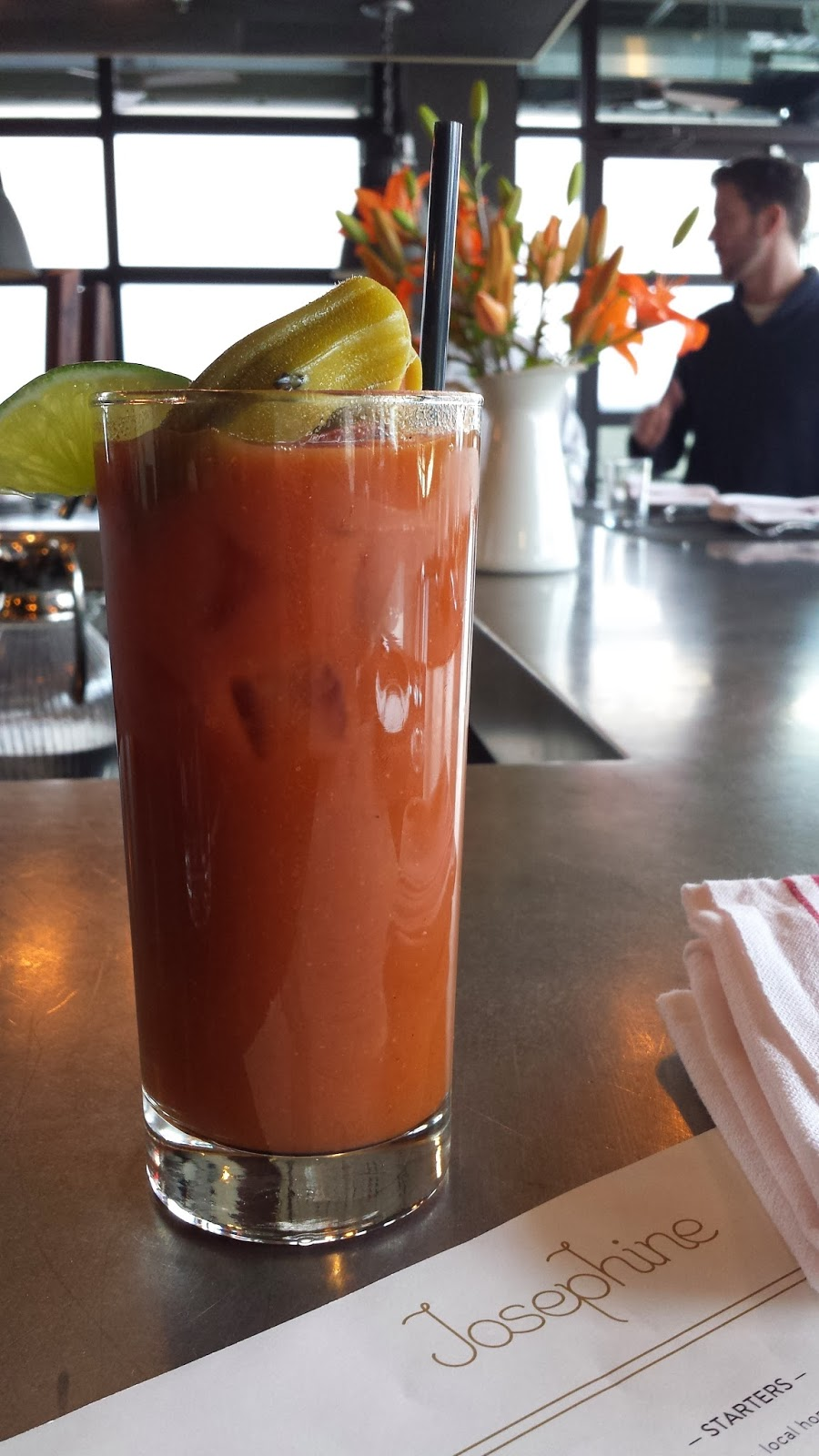 Josephine Nashville Brunch Bloody Mary