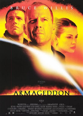 Watch Armageddon 1998 BRRip Hollywood Movie Online | Armageddon 1998 Hollywood Movie Poster