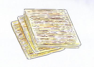 draw matzo