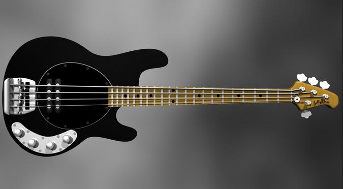 Cara Belajar Gitar Bass dengan mudah dan Fungsinya