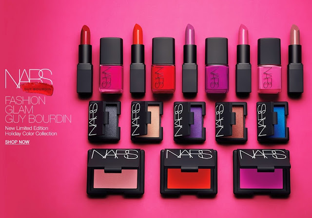 You Can't Miss NARS Guy Bourdin Holiday Collection