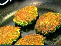 spinach burgers recipe