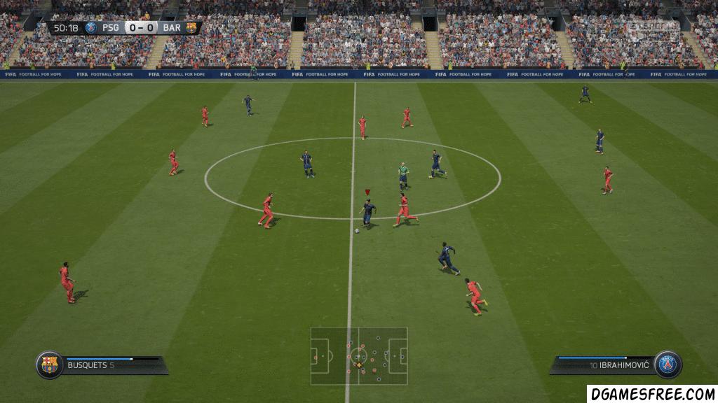 FIFA 15 PC Demo