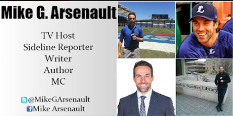Mike G. Arsenault
