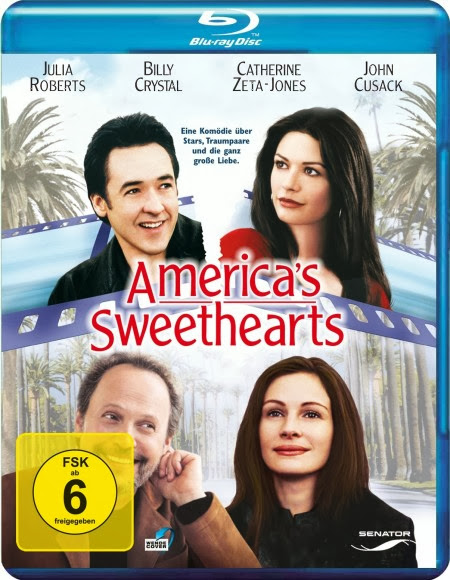 America's Sweethearts 2001 Dual Audio English 5.1 Hindi BRRip 720p