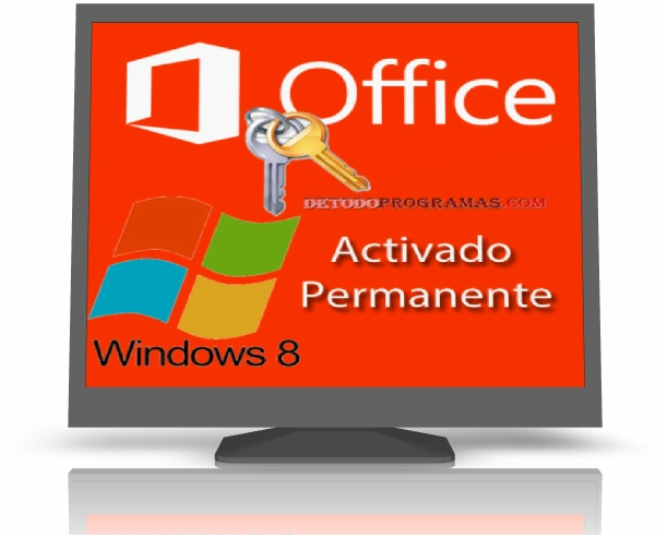 Activar Windows y Office para siempre[Todas la versiones de Windows y