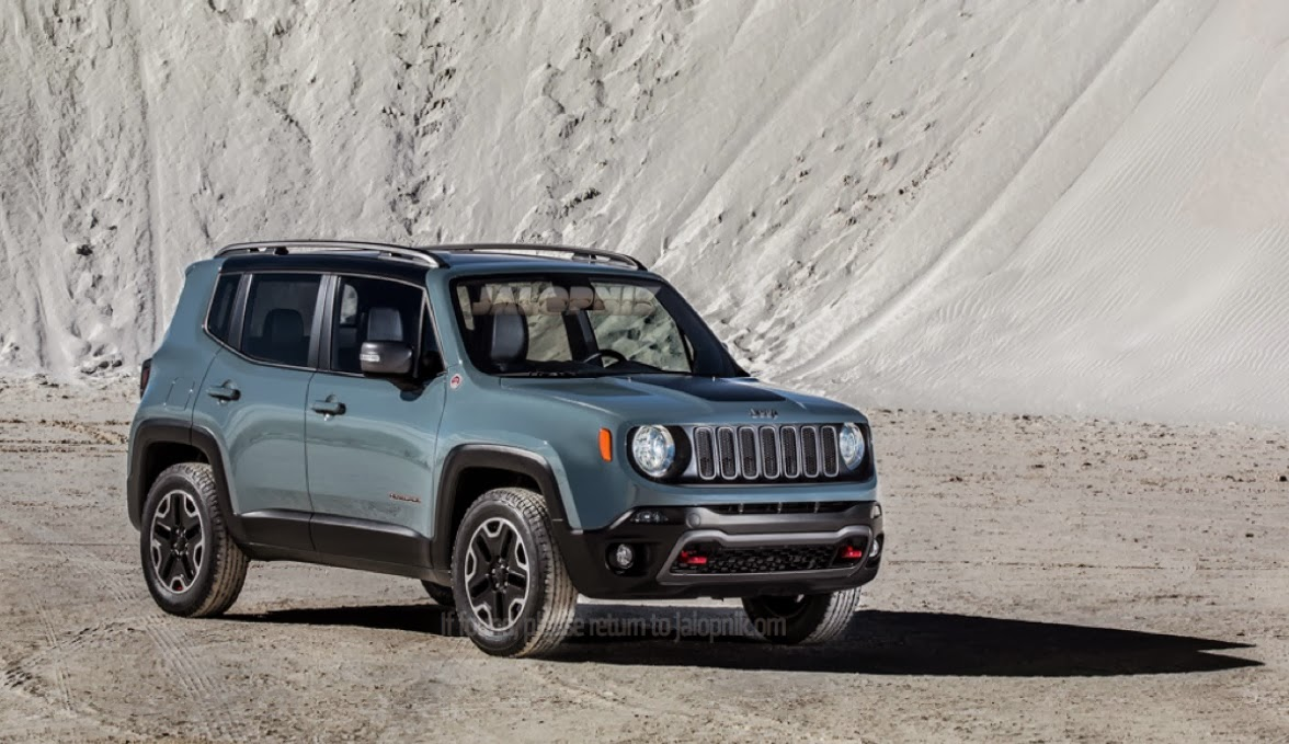 2015 Jeep Renegade?