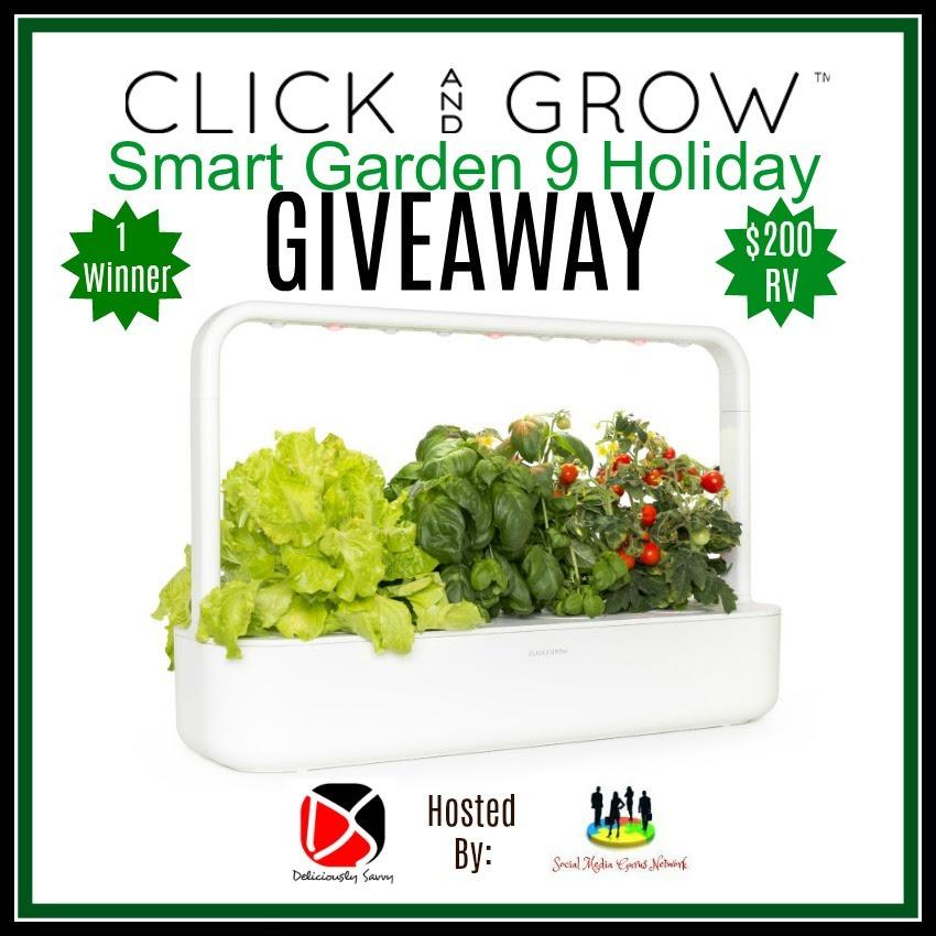 Click & Grow Garden Giveaway