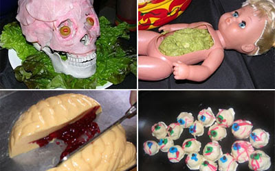 Gold star daily world news online simple halloween party for Food ideas for toddler halloween party
