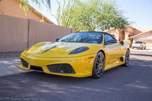 Ferrari F430 16M