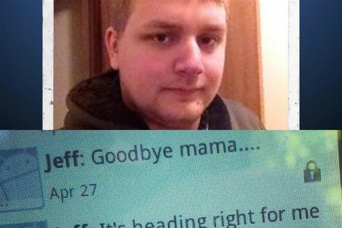 Boy Texts His Mother As He Dies From A Tornado Hit