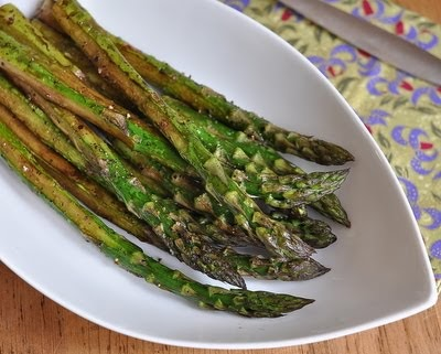 Roasted Asparagus with Balsamic Vinegar ♥ | A Veggie ...