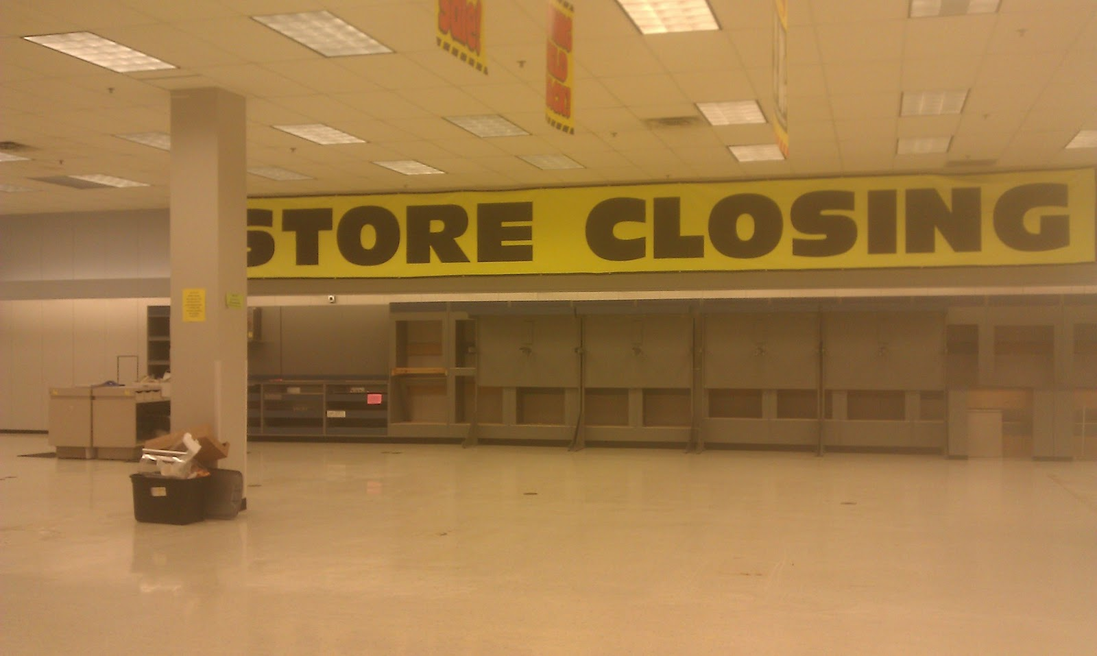 Louisiana And Texas Southern Malls And Retail Sears