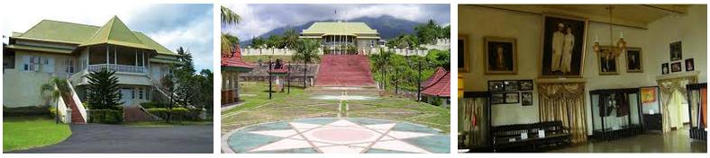 Wisata Di Indonesia Keraton Kesultanan Ternate Wisata Sejarah Kota Ternate
