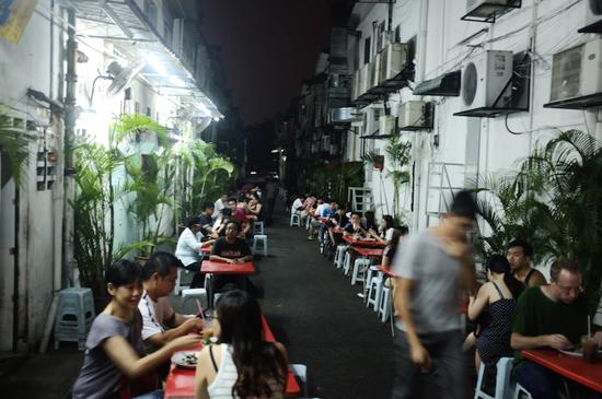Nasi Lemak Babi SEA Park Petaling Jaya