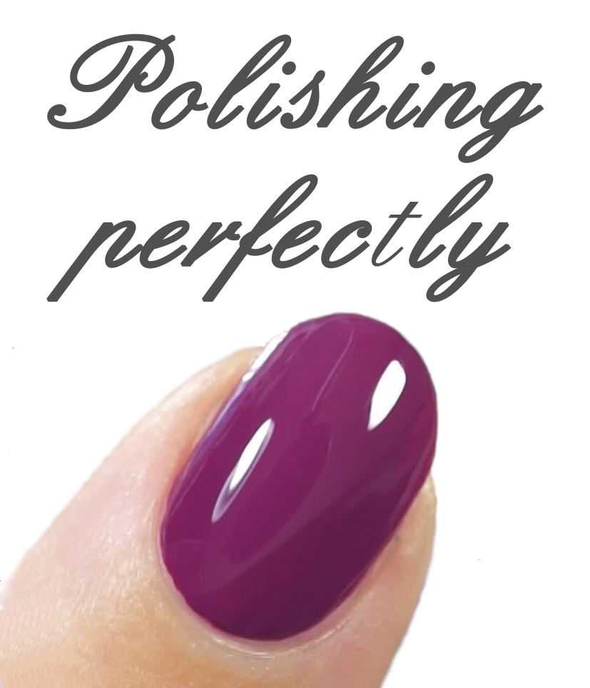 How to file & polish your nails