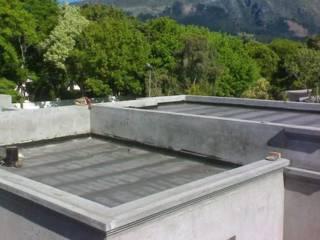 Renovasi dak beton bocor