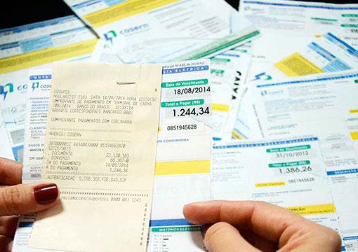 Boleto vencido pode ser pago em qualquer banco a partir de julho