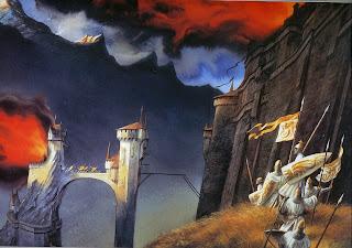 Angband tipico gioco di ruolo che prende ispirazione nella mitologia di J. R. R. Tolkien.