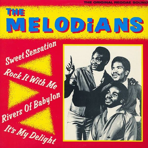 THE MELODIANS - Sweet Sensation