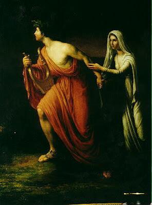 Friedrich+Rehberg+-+Orpheus+and+Eurydice