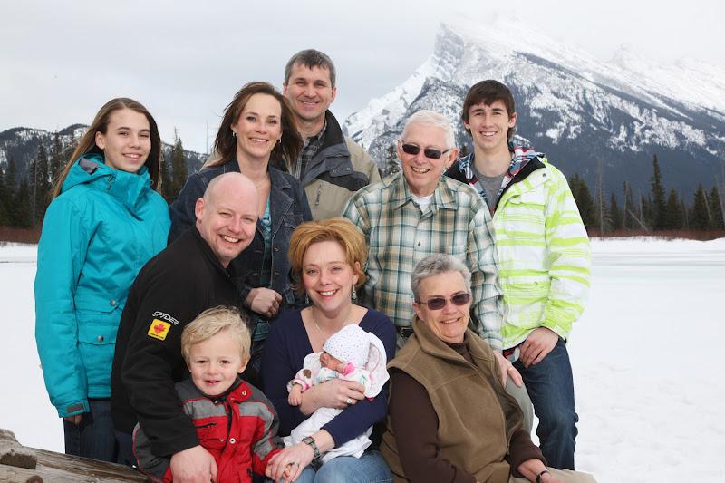 Alpine Peak Photography Banff Portrait Photographer