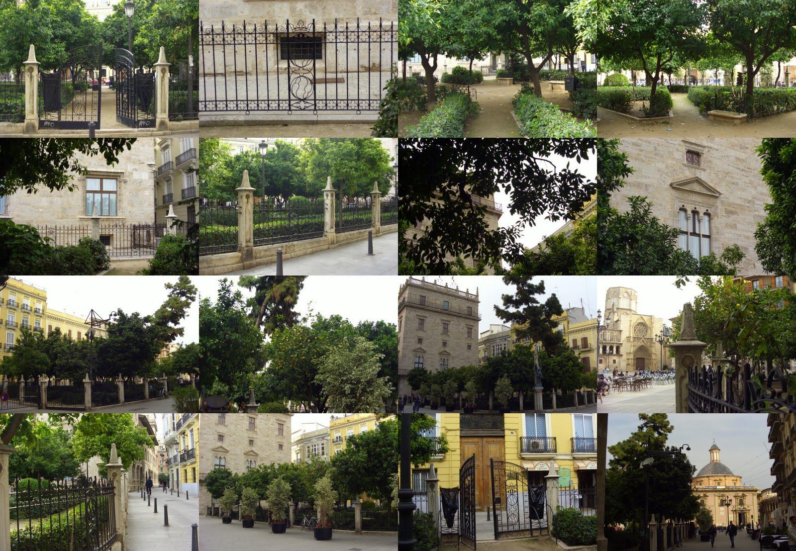 El bloc de jota cob el jard n del palau - Jardins del palau ...