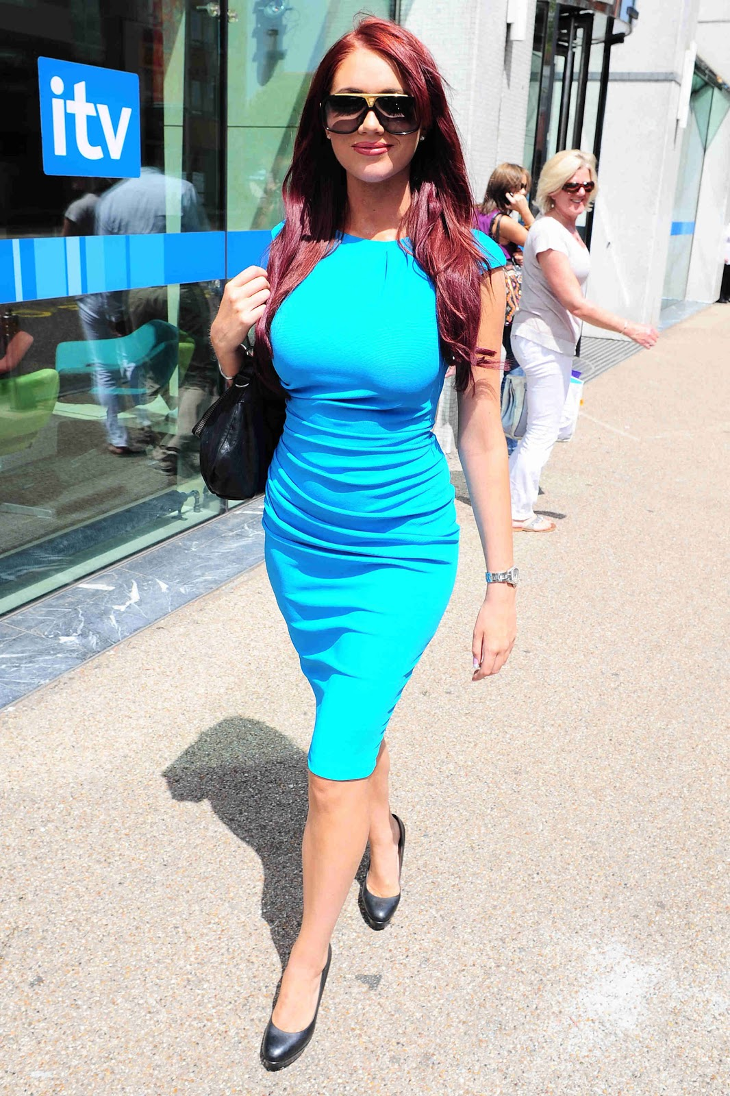 Viagra Blue Dress