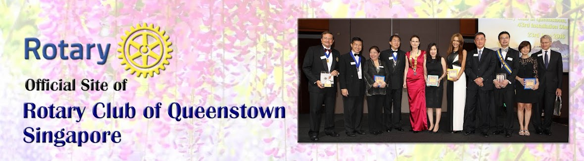 Rotary Club of Queenstown, Singapore