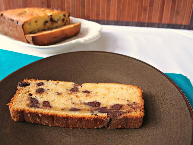 Milk and Honey: Chocolate-Orange Cream Cheese Pound Cake